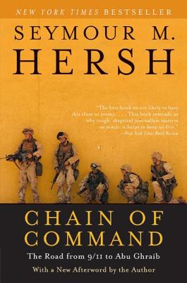 Chain of Command: The Road from 9/11 to Abu Ghraib Cover Image