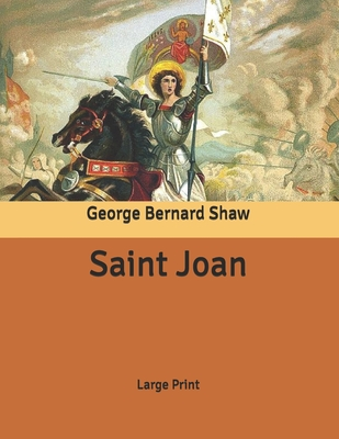 Cover for Saint Joan