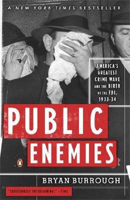Public Enemies: America's Greatest Crime Wave and the Birth of the FBI, 1933-34 cover