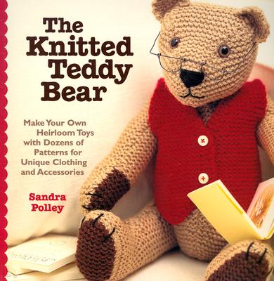 The Knitted Teddy Bear Cover