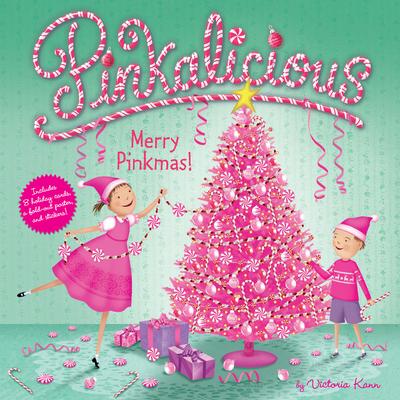 Pinkalicious: Merry Pinkmas Cover Image