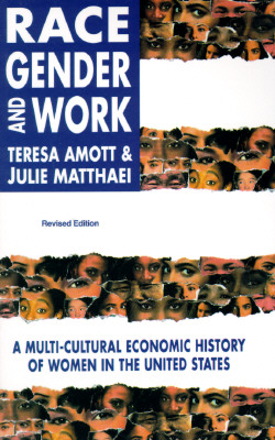 Race, Gender and Work Cover