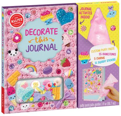 Decorate This Journal Cover Image
