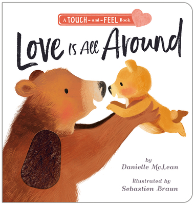 Cover for Love is All Around