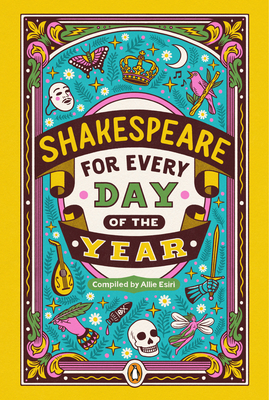 Shakespeare for Every Day of the Year Cover Image