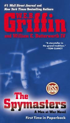The Spymasters Cover