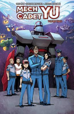Mech Cadet Yu Vol. 3  Cover Image