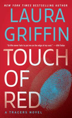 Touch of Red (Tracers #12) Cover Image
