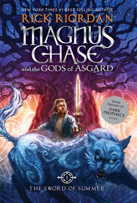 The Sword of Summer (Magnus Chase and the Gods of Asgard #1) Cover Image