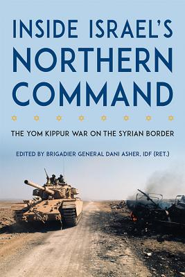 Cover for Inside Israel's Northern Command