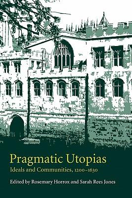 Pragmatic Utopias Cover