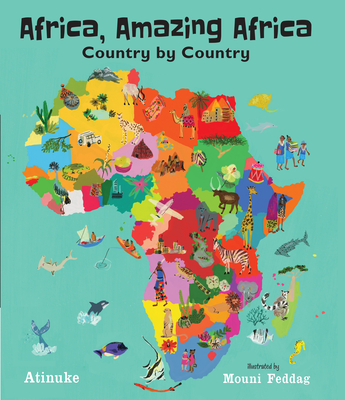 Africa, Amazing Africa: Country by Country Cover Image