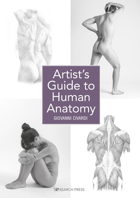 Artist's Guide to Human Anatomy Cover Image