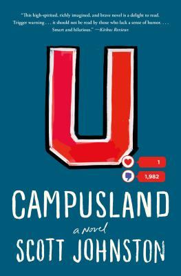 Campusland: A Novel Cover Image