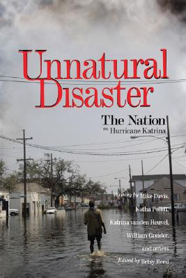 Unnatural Disaster Cover