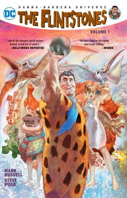 The Flintstones Vol. 1 Cover Image