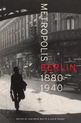 Cover for Metropolis Berlin