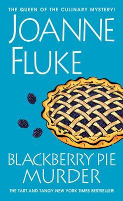 Blackberry Pie Murder Cover