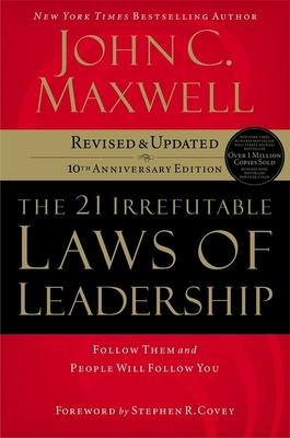 21 Irrerfutable Laws of Leadership