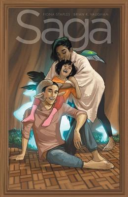 Saga, Vol. 9 cover image
