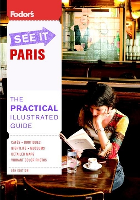 Fodor's See It Paris Cover Image