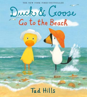 Duck & Goose Go to the Beach Cover Image