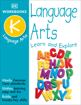 DK Workbooks: Language Arts, Kindergarten: Learn and Explore Cover Image