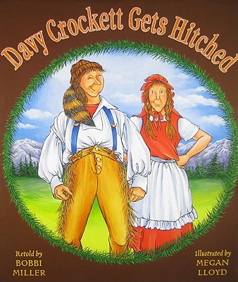 Davy Crockett Gets Hitched Cover
