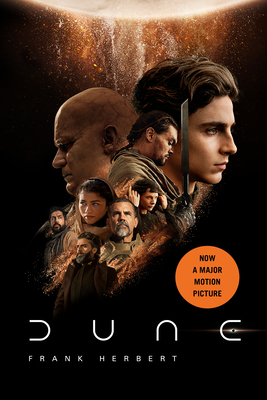 Dune (Movie Tie-In) cover