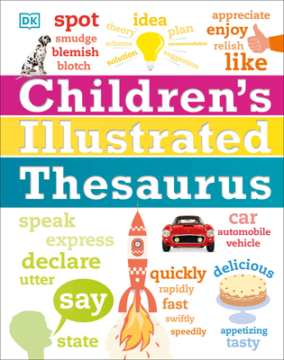 Children's Illustrated Thesaurus Cover Image