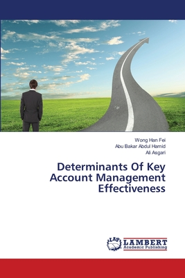 Determinants Of Key Account Management Effectiveness Cover Image