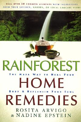 Rainforest Home Remedies Cover