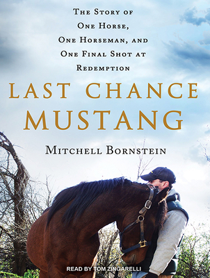 Last Chance Mustang: The Story of One Horse, One Horseman, and One Final Shot at Redemption Cover Image