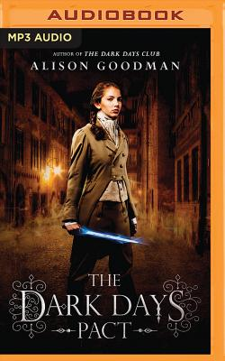The Dark Days Pact (Lady Helen Trilogy #2) Cover Image
