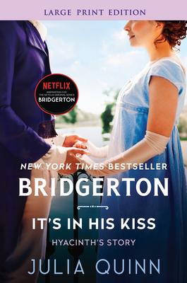 It's In His Kiss (Bridgertons #7) Cover Image