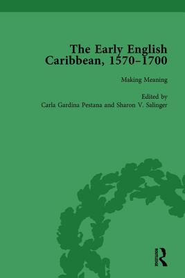 The Early English Caribbean, 1570-1700 Vol 4 Cover Image