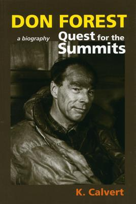 Don Forest: Quest for the Summits Cover Image