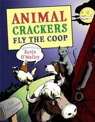 Animal Crackers Fly the Coop Cover