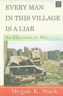 Cover for Every Man in This Village Is a Liar