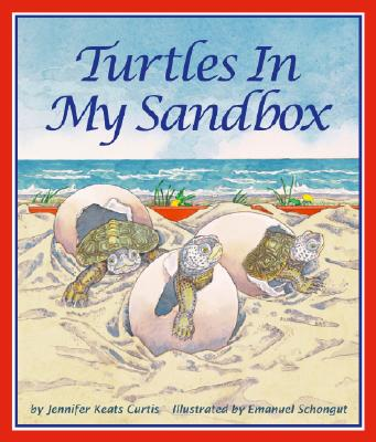 Turtles in My Sandbox Cover