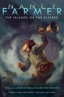 The Islands of the Blessed Cover