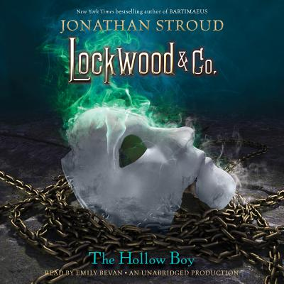 Lockwood & Co., Book 3: The Hollow Boy Cover Image
