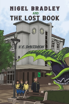 Nigel Bradley and the Lost Book Cover Image