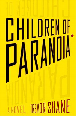 Children of Paranoia Cover
