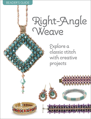Beader's Guide: Right-Angle Weave Cover Image