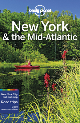 Lonely Planet New York & the Mid-Atlantic (Regional Guide) Cover Image