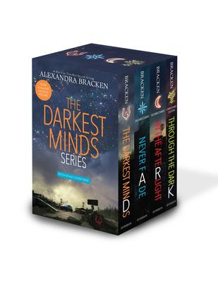 The Darkest Minds Series Boxed Set [4-Book Paperback Boxed Set] (A Darkest Minds Novel) Cover Image