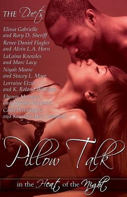 Pillow Talk in the Heat of the Night (Peace in the Storm Publishing Presents) Cover Image