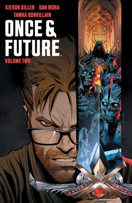 Once & Future Vol. 2 Cover Image