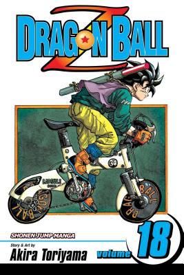 Dragon Ball Z, Vol. 18 cover image